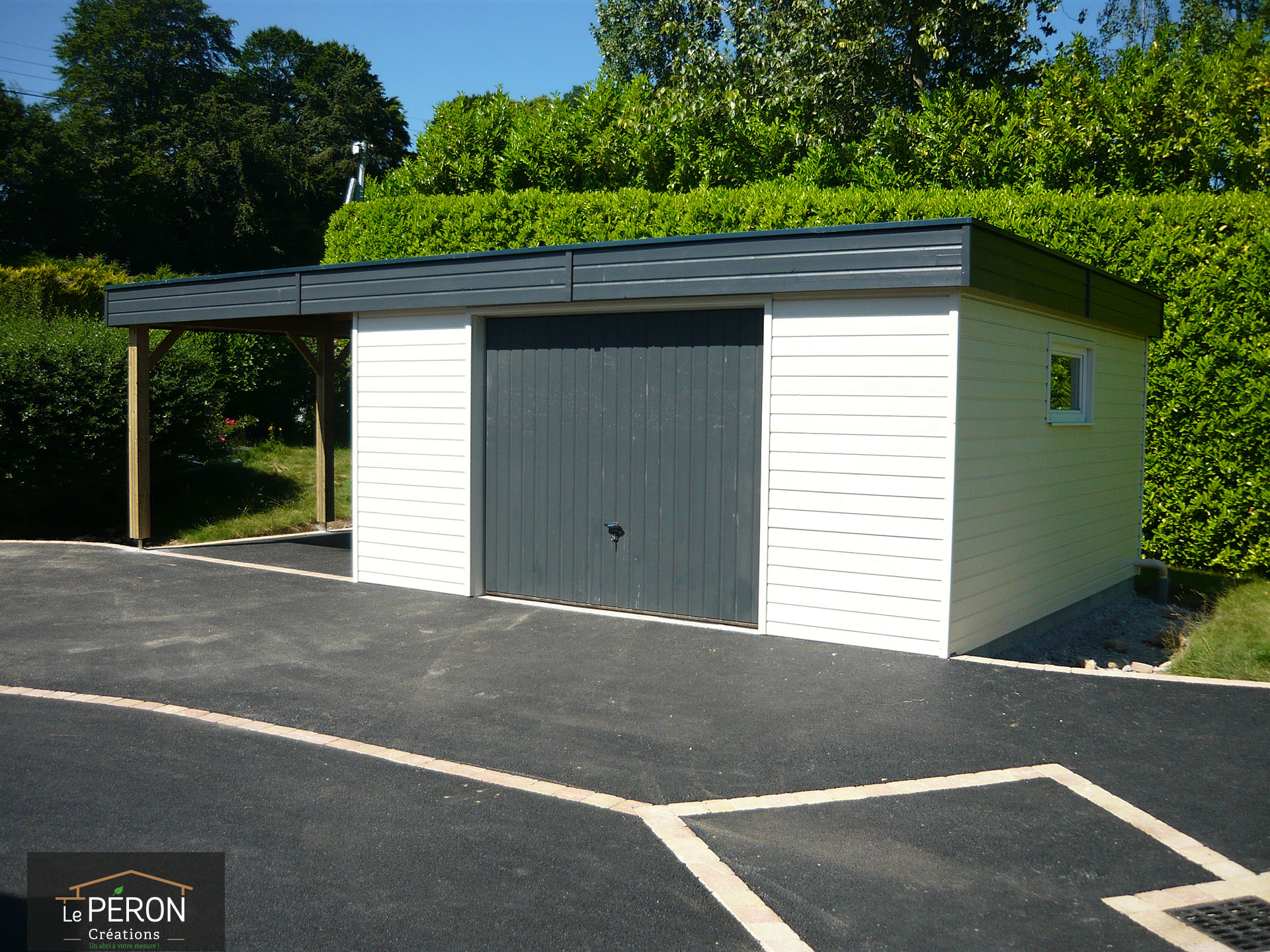 bardage carport good carport et garage with bardage carport beautiful nizet alexandre bardage. Black Bedroom Furniture Sets. Home Design Ideas