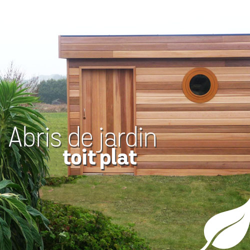 abri de jardin sur mesure en bretagne. Black Bedroom Furniture Sets. Home Design Ideas