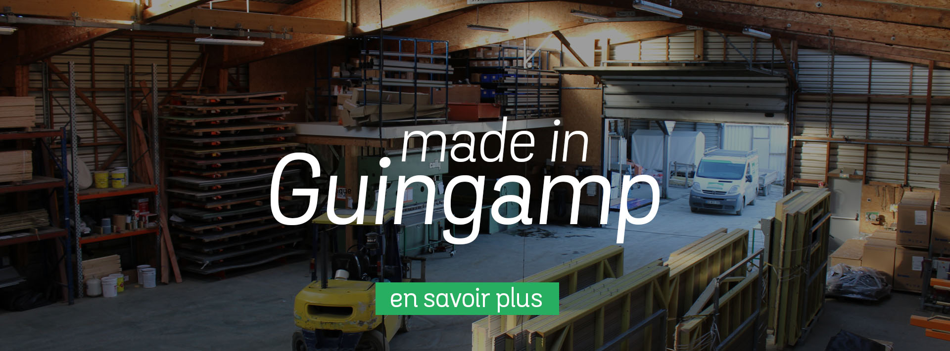 Made in Guingamp à Squiffiec